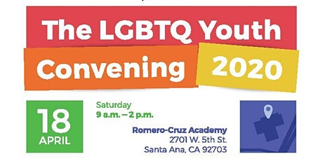 LGBTQ Youth Convening 2020 tickets
