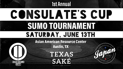 The Consulate's Cup — Sumo Tournament tickets