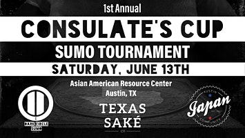 The Consulate's Cup — Sumo Tournament