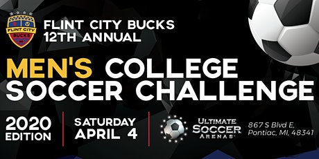 Bucks 12th Annual NCAA College Soccer Challenge tickets