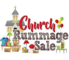 Saint Paulus Church Rummage Sale tickets