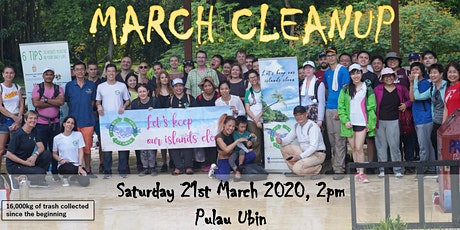 Nature Cleanup @Pulau Ubin tickets