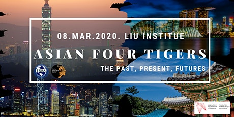 Asian4Tigers: the Past, Present, Futures tickets
