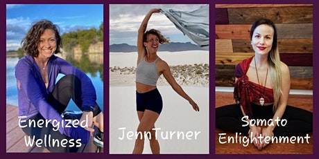 GET UNSTUCK: 6-part integrative mind-body series teaching emotional release tickets