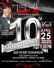 Teens With Purpose 10th Anniversary Gala tickets