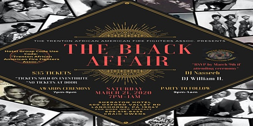 The Black Affair 2020