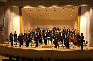 Bach Society Orchestra Presents: Bach, Bryan, and Brahms