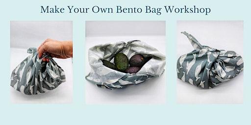 Make Your Own Bento Bag!