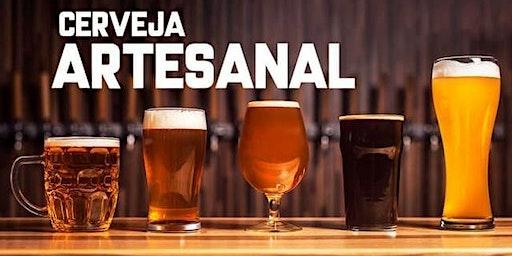 Degustação de Cerveja Artesanal