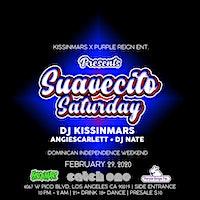 Suavecito Saturday : Kissinmars x Purple Reign Ent.