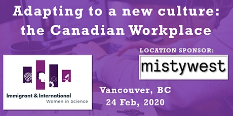 Adapting to a new culture: the Canadian Workplace - Vancouver, BC tickets