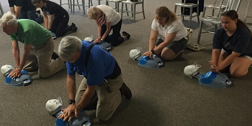 Friends & Family ASHI CPR/AED - Thursday, March 19, 2020