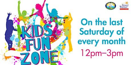 Kids Fun Zone: Intro-Muay Thai Kickboxing tickets