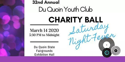 32nd Annual Du Quoin Youth Club Charity Ball & Auction
