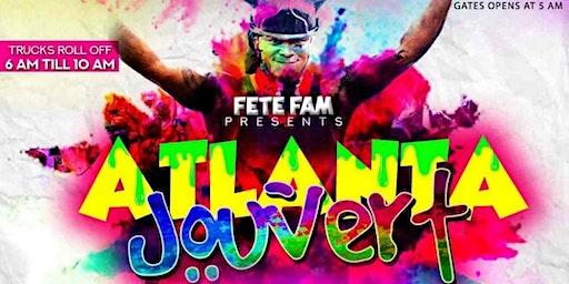 Fete Fam  Atlanta Jouvert All Inclusive