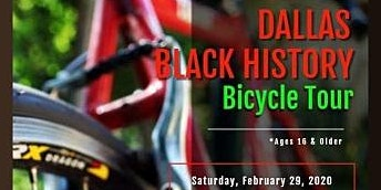 Black History Month Bike Tour