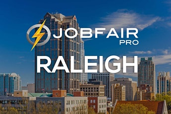 Raleigh Job Fair at the DoubleTree by Hilton Raleigh tickets