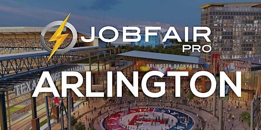 Arlington Job Fair at the Holiday Inn Arlington Rangers Ballpark