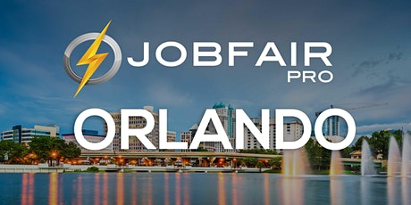 Orlando Job Fair  at the Holiday inn & Suites tickets
