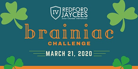 Brainiac Challenge 2020 - Hosted by the Redford Jaycees tickets