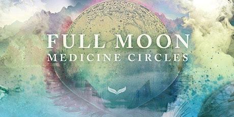 Virtual Full Moon Circle tickets