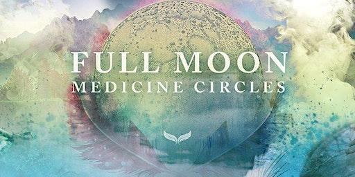 Virtual Full Moon Circle