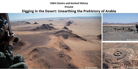 Digging in the Desert: Unearthing the Prehistory of Arabia tickets
