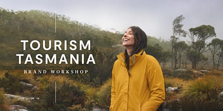 Tourism Tasmania Brand Workshop - Hobart tickets