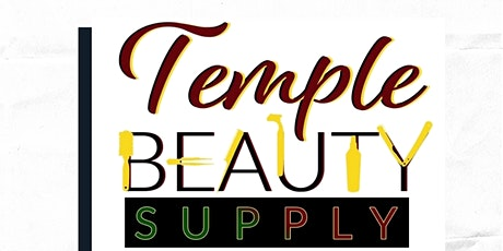 Temple Beauty Supply In Store Event featuring Strandz Unlimited tickets