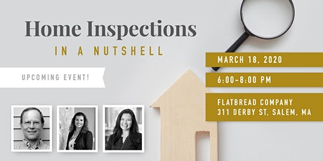 Home Buyer/Seller Series: Home Inspections in a Nutshell tickets