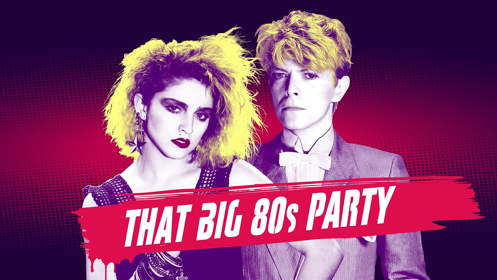 Postponed // That BIG 80s Party ★ Los Angeles