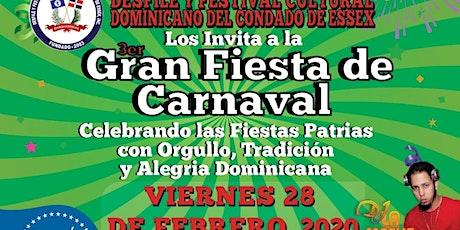 Fiesta De Carnaval tickets