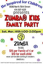Zumba Kids Party tickets