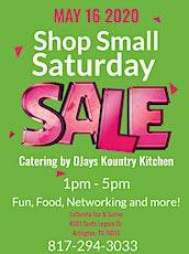 Shop Small Saturday Sale tickets