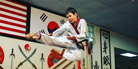 Martial Arts Summer Camp for Kids! tickets