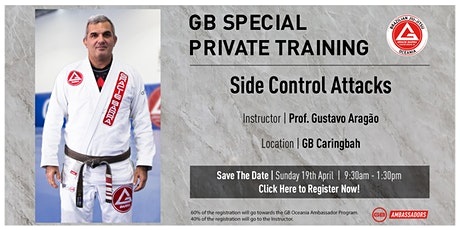 GB Special Private Training at GB Caringbah tickets