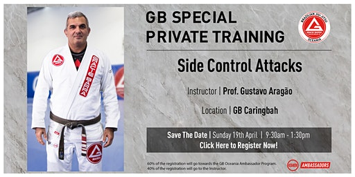 GB Special Private Training at GB Caringbah