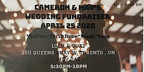 Camayron Fundraiser tickets