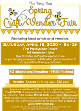 Craft/VendorFair tickets