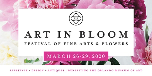 Art in Bloom: A Festival of Flowers, Fine Arts and Antiques