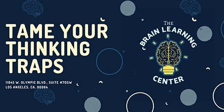 ONLINE Tame Your Thinking Traps tickets