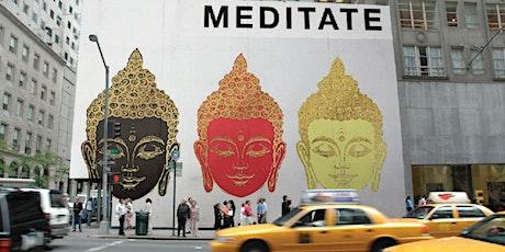 Learn the Fundamentals of Buddhist Meditation (April) tickets