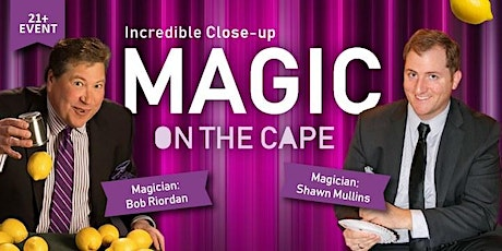 Magic On The Cape: Live At The Coonamessett Inn tickets