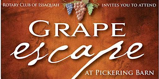 2020 Issaquah Rotary Grape Escape