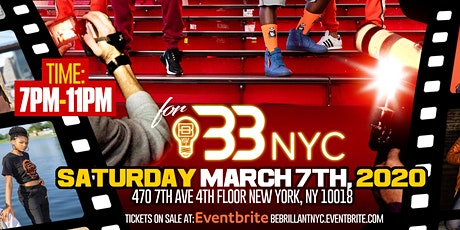 BBNYC 3rd Year Celebration Fashion Show tickets