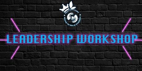 Leadership Workshop tickets
