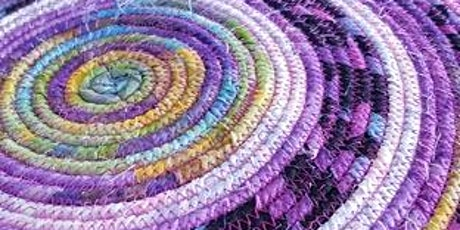 Make A Rainbow Rope Rug tickets