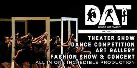DAT Project A - Finale Gala Show tickets