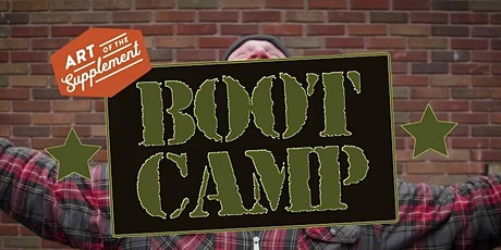 Art of the Supplement Bootcamp - Northwest Arkansas tickets