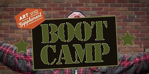 Art of the Supplement Bootcamp - Northwest Arkansas
